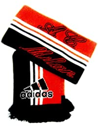 adidas Men's Scarf Red red One size