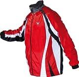 Victor Bekleidung TA Jacket Team 3833, rot/weiß/schwarz, M, 383/5/6