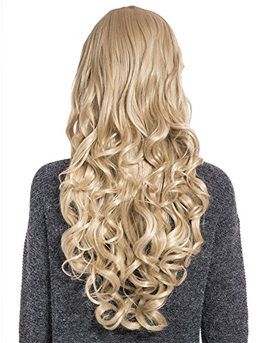 NEW EXTRA LONG LENGTH SOFT CURLY HAIR WIG 23 KOKO UK 21 COLOURS OLIVIA G858 by ()