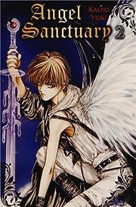 Angel Sanctuary Nouvelle édition Tome 2