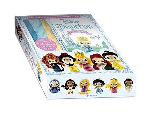 Kit Tus princesas Disney de crochet (Manualidades) por Jessica Ward