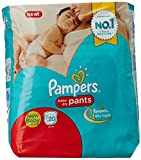 #10: Pampers New Born Size Diaper Pants (20 Count)