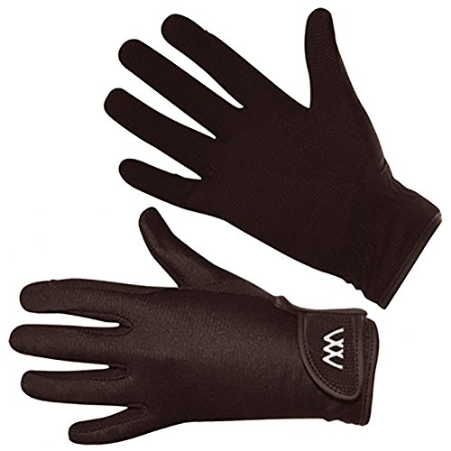 Riding Wear (Woof Wear Connect Everyday Riding Glove 6 inches Chocolate)