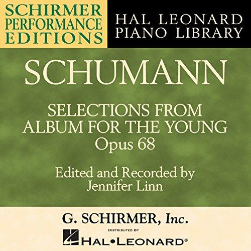 Album für die Jugend, Op. 68: No. 19 in A Minor, Kleine Romanze (19-zoll-hals)