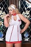 Outfit Krankenschwester Sexi Nurse 54/56 von Andalea Dessous