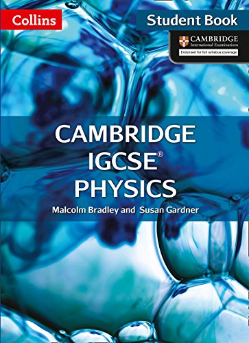 Cambridge IGCSE Physics Student Book (Collins Cambridge IGCSE)