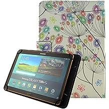 """Fundas y Carcasas Protector para Tablet BQ M10 10.1"""", Yuntab K107 Tablet 10.1"""", BEISTA Tablet de 10.1 pulgadas, Alldaymall 10.1"""", Chuwi Hi10/HiBook Pro 10.1"""",Teclast X10 Plus 10,1 pulgadas, SPC Glee 10.1"""", Excelvan K107 10"""",Woxter SX 220 10.1"""",Lenovo Tablet A10-30F/70F 10.1"""", Dragon Touch X10 10.1"""" Funda Flip Cover Case Cubierta Caso[Universal Carcasa]-Multicolor"""