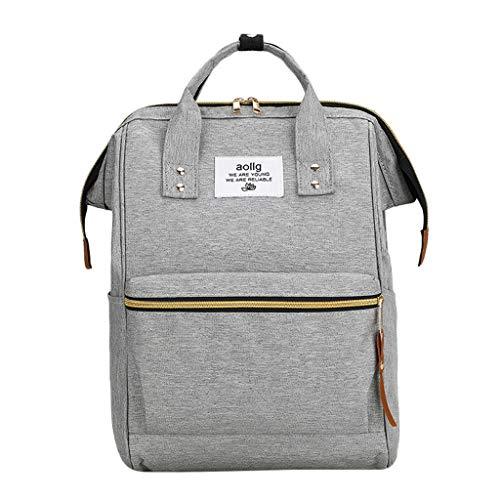 KEYIA Mom Bag Wickeltasche Big Capacity BABY Bag Reiserucksack