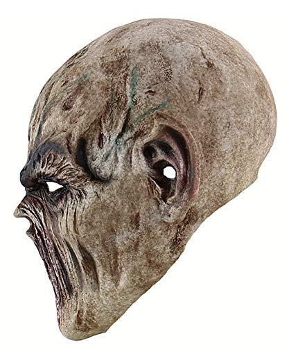 Pro Kostüm Zombie - Clown Maske Halloween Blutig Beängstigend Horror Maske Erwachsene Zombie Monster Vampir Maske Latex Kostüm pro