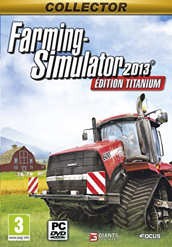 Farming Simulator 2013 Edition Titanium Collector