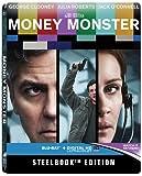Money Monster 2016 Limited Edtion steelbook Bluray Region Free