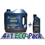 ARAL SuperTronics 0W-40 Motorenöl , 5 Liter (4L + 1X1L)
