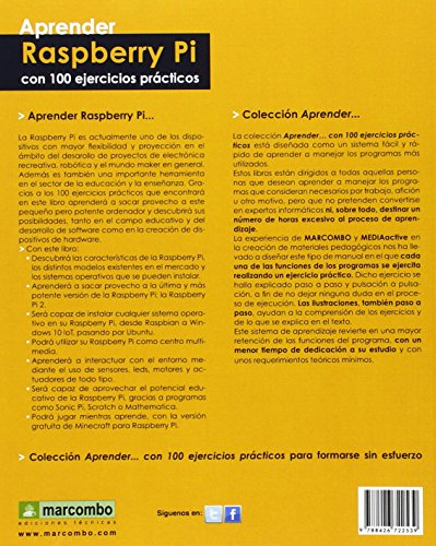 51kwDhhTKhL - Aprender Raspberry Pi con 100 ejercicios prácticos (APRENDER...CON 100 EJERCICIOS PRÁCTICOS)