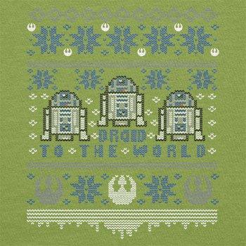 NERDO - Knitted R2 - Damen T-Shirt Kiwi