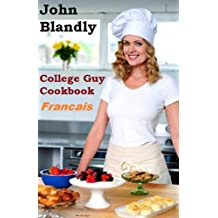 College Guy Cookbook Francais