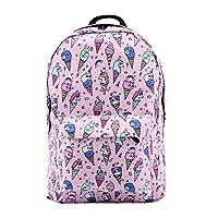 LEIHONGJIE Backpack for girl unicorn waterproof flamingo diamond pattern backpack girl bag