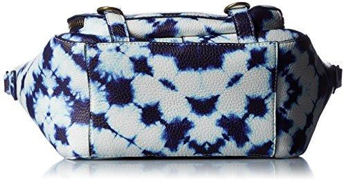 Tasche Rotterdam Mini Splash Blau