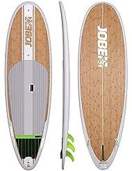 Jobe bambú Vizela 9,4Sup Stand Up Paddle Board/tabla de surf de madera de 2017paquete