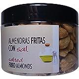 Mallorcafruits Almendras Fritas, con Sal, sin Piel - 275 gr