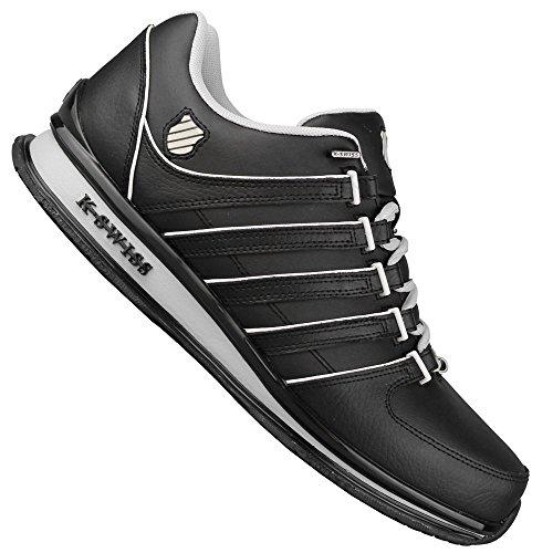 k-swiss-rinzler-sp-zapatillas-de-piel-para-hombre-negro-schwarz-black-gull-gray-bone-005-43