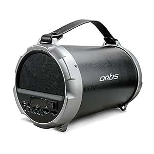 Artis Bt405 Wireless Portable Bluetooth Speaker With Amazon In
