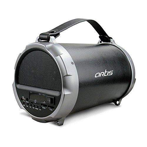 Artis AR-BT405 Wireless Portable Bluetooth Speaker with USB/FM/SD Card Reader