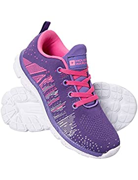 Mountain Warehouse Knitted Kids Trainers