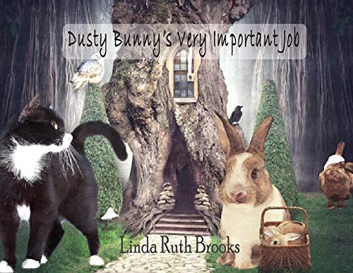 Dusty Bunny's Very Important Job -