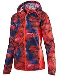 Puma Damen Packable Woven Jacket W Jacke