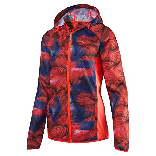 050fd660a5b62 PUMA Packable Woven Jacket W - Chaqueta cortavientos para mujer