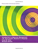 Introduction to Materials Management: Pearson New International       Edition