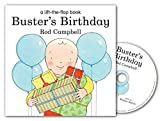 Buster's Birthday Book and CD Pack