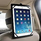 - 51kwPcqUaeL - Fintie Universal-Auto-Kopfstütze Halterung für 7-Zoll bis 11-Zoll-Tablet PC Inklusive. Apple iPad Air 2, iPad Air, iPad 1 2 3 4 5 6, iPad Mini 1/2/3, Google Nexus 9, Nexus 7, Samsung Galaxy Tab 2, Galaxy Tab 3, Galaxy Tab 4, Galaxy Note, Galaxy Tab Pro, LG G Pad, Dell Venue, Asus Memo Pad, Asus Transformer Book, Microsoft Surface Pro, Surface RT, Lenovo IdeaTab, Sony Xperia Tablet Z und mehr