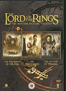 Lord Of Rings Trilogy [Edizione: Regno Unito] [Edizione: Regno Unito]