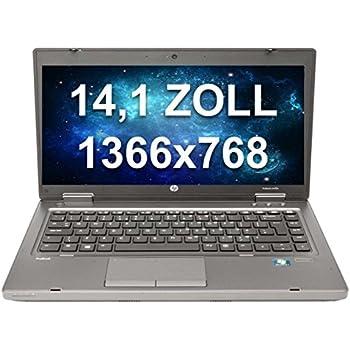 Ordenador Portatil HP Probook 6470B 14,1 4 GB Memoria 320 GB HDD Windows 7