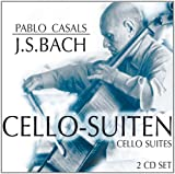 BACH: Cello Suites (Pablo Casals)