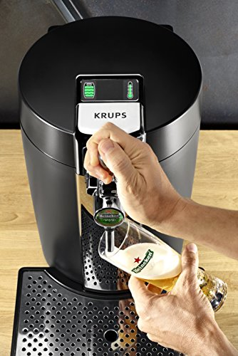 Krups BeerTender Bierzapfmaschine - 6