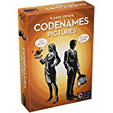 Codenames: Pictures - English
