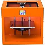 CraftUnique CU3DP-CBP-OR CraftBot PLUS 3D Drucker, PLA/ABS, RAL 2004, Reinorange - gut und günstig
