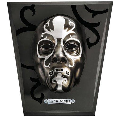 Lucius Malfoys Todesser-Maske aus Harry Potter und der Orden des ()