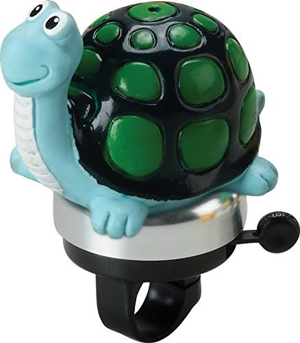 Combo Bell & - Cuerno para apretar azul tortuga
