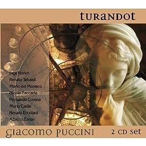 Giacomo Puccini: Turandot (Gesamtaufnahme)