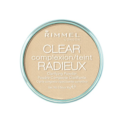 Rimmel London Clear Complexion 021 Transparent 16g