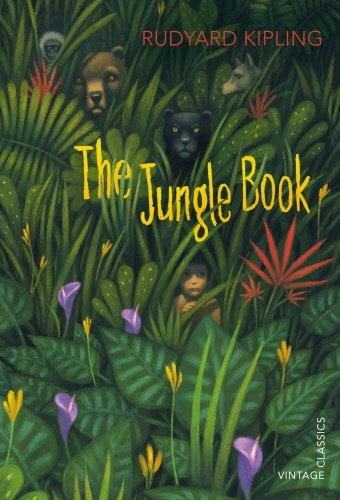 The Jungle Book (Vintage Classics) by Rudyard Kipling (2013-06-01)