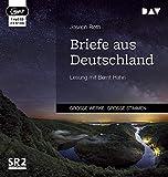 Briefe aus Deutschland: Lesung mit Bernt Hahn (1 mp3-CD)