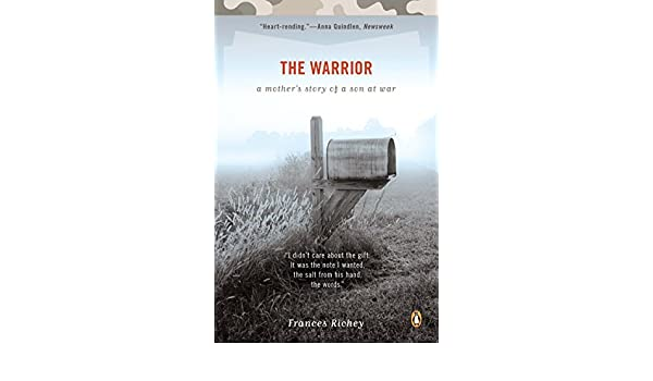 the warrior richey frances