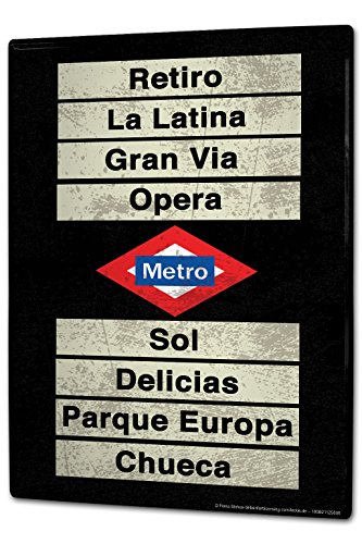cartello-targa-in-metallo-xxl-divertimento-iscriviti-metropolitana