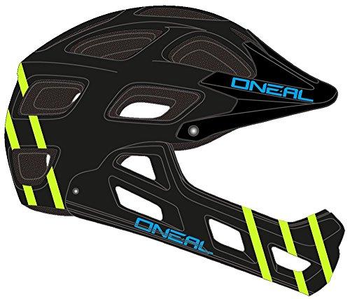 Oneal 0202-501 Casco de Bicicleta, Negro, XXS