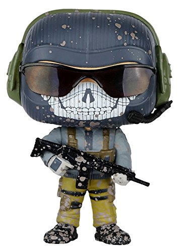 POP! Vinilo - Games: Call of Duty: Lt. Simon 'Ghost' Riley