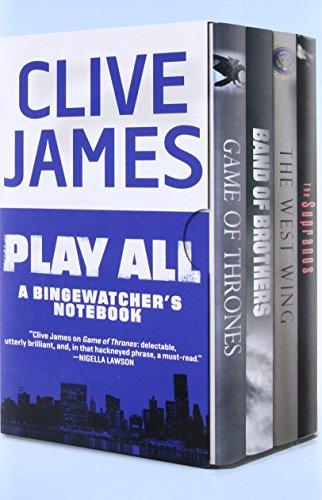 Play All - A Bingewatcher′s Notebook